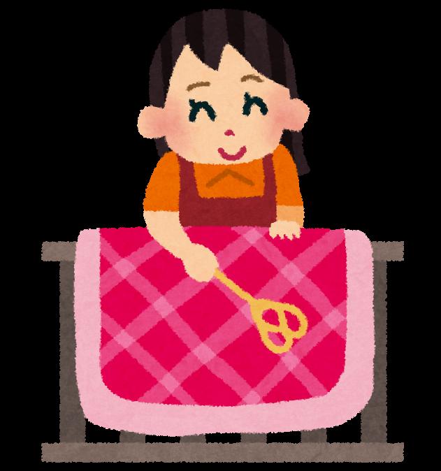 布団タタキ